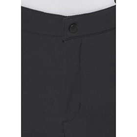Maier Sports Lothar 2 Pantalones de Esquí Softshell corto Hombre, black